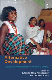 Alternative Development - 1st Edition book cover