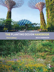 The Planting Design Handbook - 3rd Edition book cover