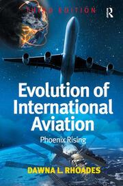 Evolution of International Aviation - 3rd Edition book cover