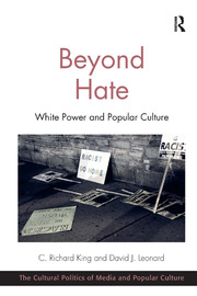 Beyond Hate - 1st Edition book cover