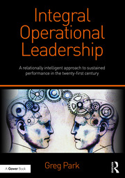 Integral Operational Leadership - 1st Edition book cover
