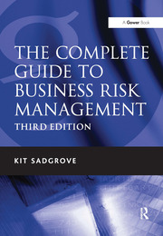 The Complete Guide to Business Risk Management - 3rd Edition book cover