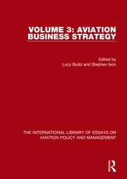 Aviation Business Strategy - 1st Edition book cover