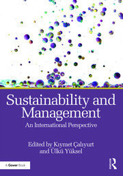 Sustainability and Management - 1st Edition book cover