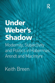 Under Weber's Shadow - 1st Edition book cover