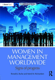 Women in Management Worldwide - 3rd Edition book cover