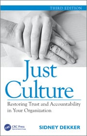 Just Culture - 3rd Edition book cover