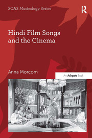 Hindi Film Songs and the Cinema - 1st Edition book cover