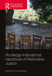 Routledge International Handbook of Restorative Justice - 1st Edition book cover