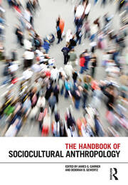 The Handbook of Sociocultural Anthropology - 1st Edition book cover