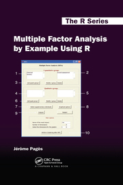 Multiple Factor Analysis by Example Using R - 1st Edition book cover
