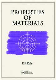 Properties of Materials - 1st Edition book cover