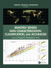 Remotely Sensed Data Characterization, Classification, and Accuracies