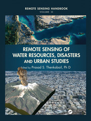 Remote Sensing of Water Resources, Disasters, and Urban Studies