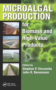 Microalgal Production for Biomass and High-Value Products - 1st Edition book cover