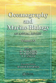 Oceanography and Marine Biology: An Annual Review, Volume 52