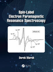 Spin-Label Electron Paramagnetic Resonance Spectroscopy -  1st Edition book cover