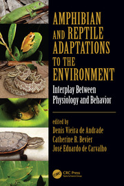 Amphibian and Reptile Adaptations to the Environment - 1st Edition book cover