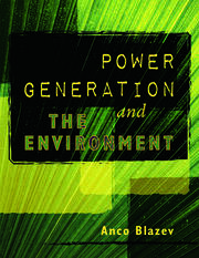 Power Generation and the Environment