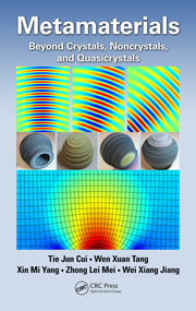 Metamaterials: Beyond Crystals, Noncrystals, and Quasicrystals