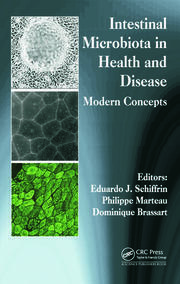 Intestinal Microbiota in Health and Disease - 1st Edition book cover