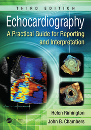 Echocardiography - 3rd Edition book cover
