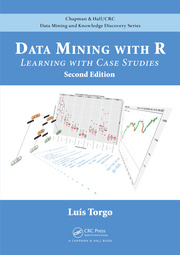 Data Mining with R - 2nd Edition book cover