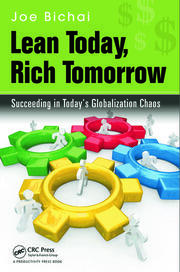 Lean Today, Rich Tomorrow - 1st Edition book cover
