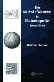 The Method of Moments in Electromagnetics - 2nd Edition book cover