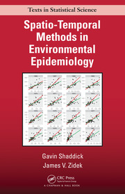 Spatio-Temporal Methods in Environmental Epidemiology