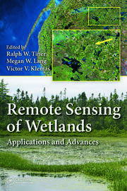 Remote Sensing of Wetlands - 1st Edition book cover