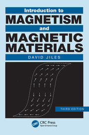 Introduction to Magnetism and Magnetic Materials - 3rd Edition book cover
