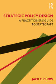 Strategic Policy Design -  1st Edition book cover