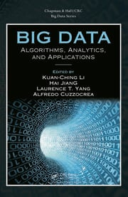 Big Data: Algorithms, Analytics, and Applications