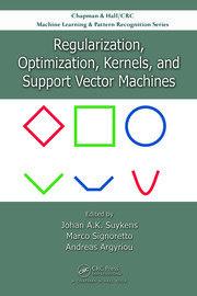 Regularization, Optimization, Kernels, and Support Vector Machines