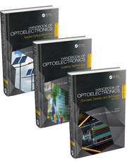 Handbook of Optoelectronics, Second Edition (Three-Volume Set)