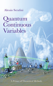 Quantum Continuous Variables - 1st Edition book cover