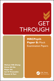 Get Through MRCPsych Paper B - 1st Edition book cover