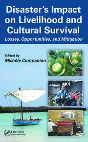 Disaster's Impact on Livelihood and Cultural Survival - 1st Edition book cover