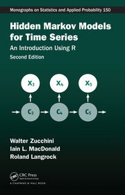 Hidden Markov Models for Time Series: An Introduction Using R, Second Edition