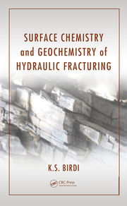 Surface Chemistry and Geochemistry of Hydraulic Fracturing - 1st Edition book cover