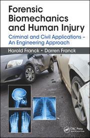 Forensic Biomechanics and Human Injury - 1st Edition book cover