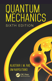 Quantum Mechanics - 6th Edition book cover