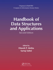 Handbook of Data Structures and Applications