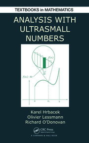 Analysis with Ultrasmall Numbers - 1st Edition book cover