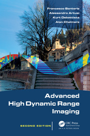 Advanced High Dynamic Range Imaging - 2nd Edition book cover