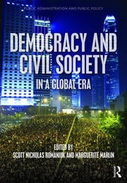 Democracy and Civil Society in a Global Era - 1st Edition book cover