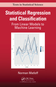 Statistical Regression and Classification - 1st Edition book cover