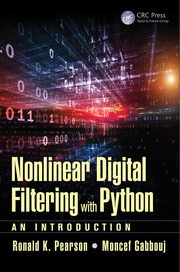 Nonlinear Digital Filtering with Python - 1st Edition book cover