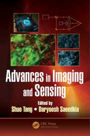Advances in Imaging and Sensing - 1st Edition book cover